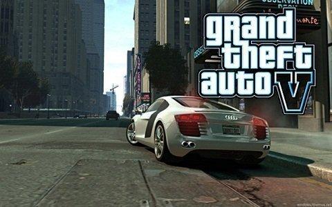 GTA V - Lançamento