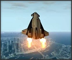 Onde baixar o Mod HAWX Space Shuttle do GTA IV?