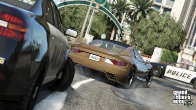 Fotos inéditas do GTA 5