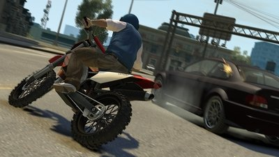 Motos e carros do GTA V