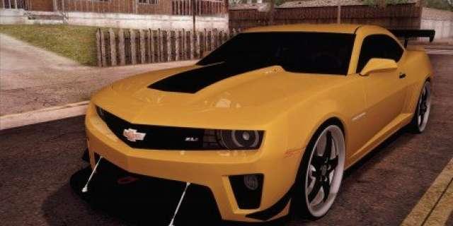 Camaro para o GTA V!